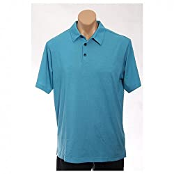 adidas Golf Men's Climalite Heathered Polo