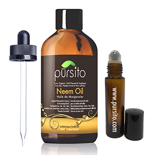Organic Neem Oil and