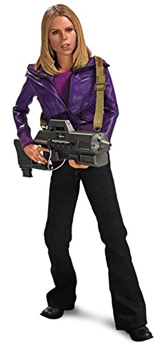 Big Chief Studios Doctor Who: Rose Tyler 1:6 Scale Action (Bad Wolf Dr Who Costume)