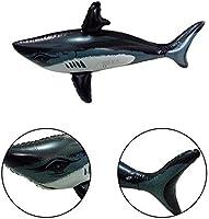 Adminitto88 - Juguete Hinchable de Tiburones con radios de ...