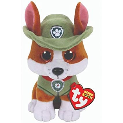 TY Licensed Beanie Tracker Perfect Plush!