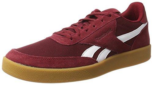 Reebok Herren Chaussures De Sport Royal En Daim Bonoco Mehrfarbig (bourgogne Coll