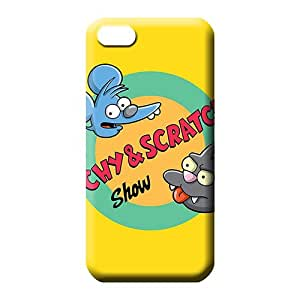 iphone 6 normal covers High Quality pictures phone back shell itchy and scratchy
