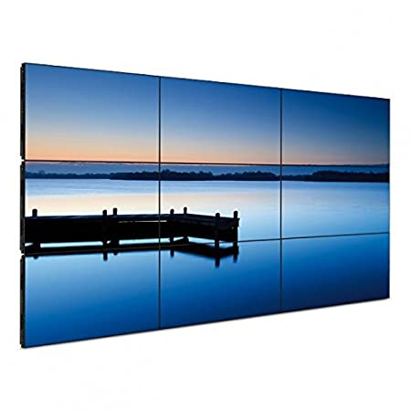 Folaida® 50 inch Low Price 12mm Seamless LCD Video Wall