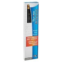 PAP2254 - Paper Mate Mirado Black Warrior Woodcase Pencil