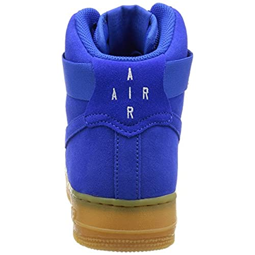 1 Cobalthyper Air '07 Nike Force Hyper High Lv8 Cobalt Men's nvm0Nw8