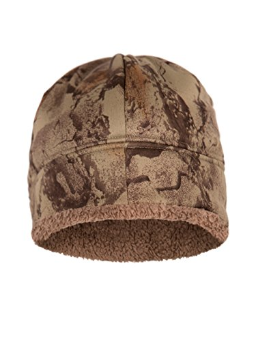 Natural Gear Stealth Hunter Beanie for Men, Fishing and Hunting Camouflage Face Mask, Breathable and Comfortable face Shield (Natural Gear Hat)