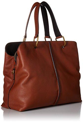 Handbag Fossil Handbag Lane Lane Brown Satchel Satchel Fossil Satchel Lane Handbag Brown Fossil Brown xw6E6