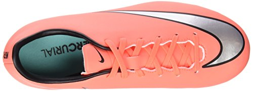 Nike Boots hypr Football V Mtllc Brght Kids' Unisex Slvr Multicolore Trq Mng Victory Jr Mercurial Fg xgxRw