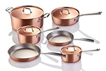 FALK 10-piece Falk Copper Signature Line Executive Set