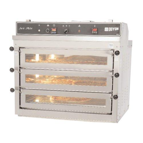 "37"" Gas Pizza Oven - Doyon PIZ3G"
