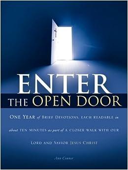 Book Enter The Open Door