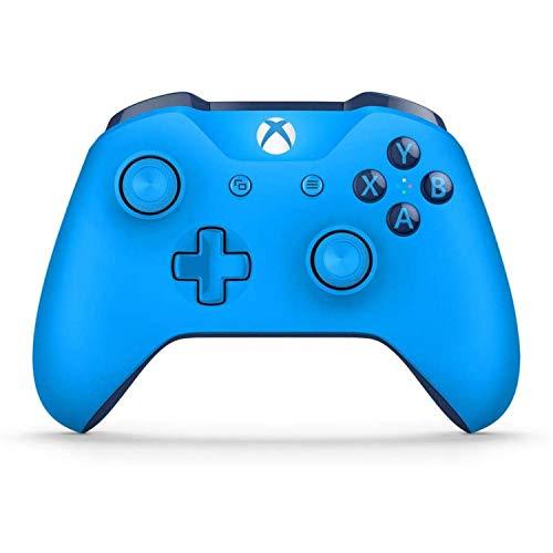 Xbox One Wireless Controller – Blue Vortex