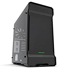 Phanteks Enthoo Evolv ATX Computer Case - Tempered Glass Edition, Satin Black PH-ES515ETG_BK