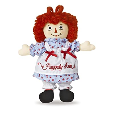 "Aurora World Raggedy Ann Classic Doll 8"": Toys & Games"