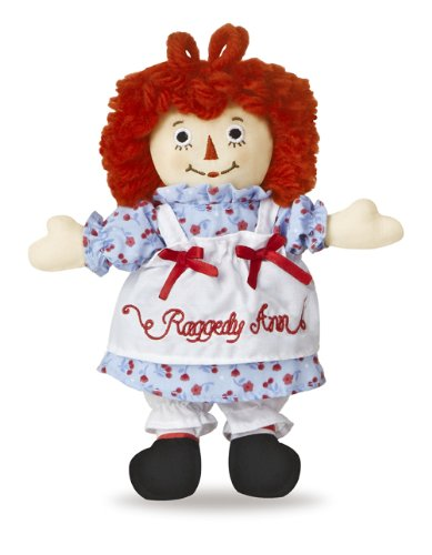 (Aurora World Raggedy Ann Classic Doll 8