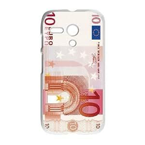 Diy Phone Cover euro for Motorola G WEQ128849