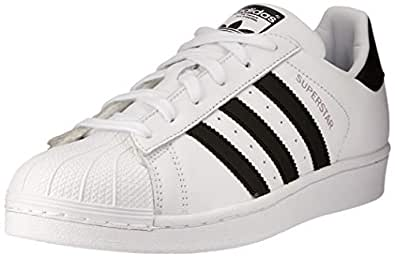 adidas Australia Women's Superstar Trainers, Footwear White/Core Black/Soft Vision, 5 US