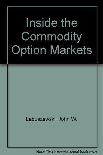 Inside The Commodity Option Markets