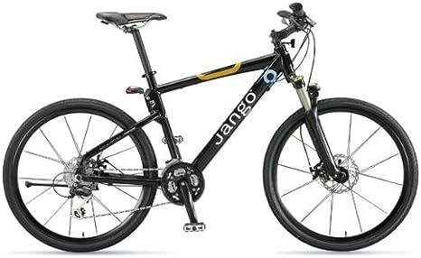 Jango 6.1 - Bicicleta de montaña Enduro, 51 cm, Color Negro ...
