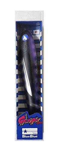 Blue Blue(ブルーブルー) ルアー Gachipen 200 #04 ブラックフライヤー .の商品画像
