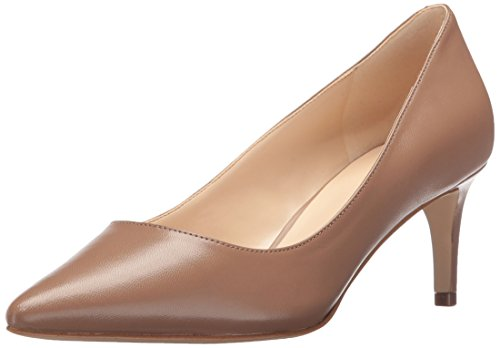 natural leather pumps - 5