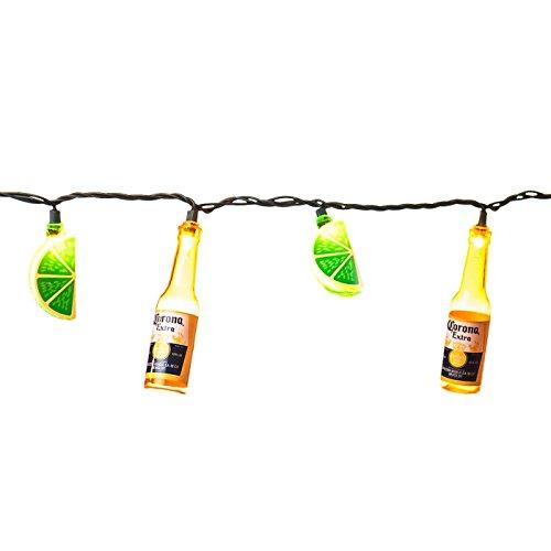 Corona Extra Lime Bottle String (Extra Bottle)