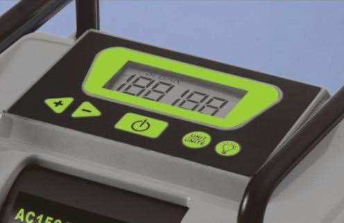 min Pro-User AC150A 28101 Compressore daria completamente automatico con 140W 25L 100 psi