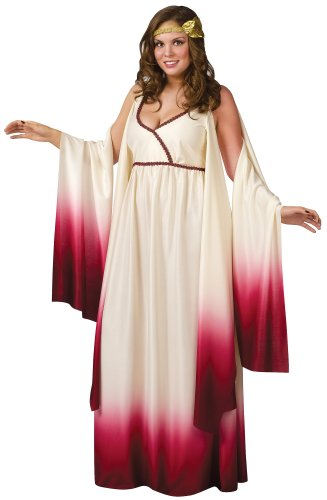 Venus Goddess Of Love Womens Plus Costume, One Size - Plus Size Women Halloween Costume Ideas