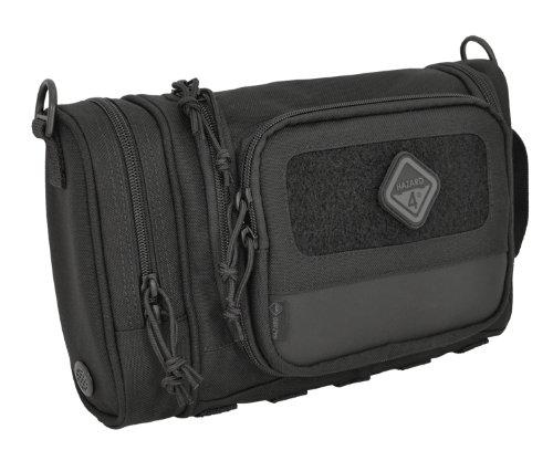 Hazard 4 (RVL-CRD-BLK) Reveille Rugged Grooming Kit/Heavy-Duty Toiletry Bag, Black For Sale