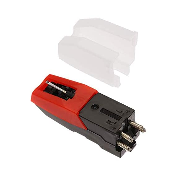 CLAW Replacement Cartridge with Stylus for Turntable Record Players - Stag Portable, Stag Superb and Stag Superb Plus