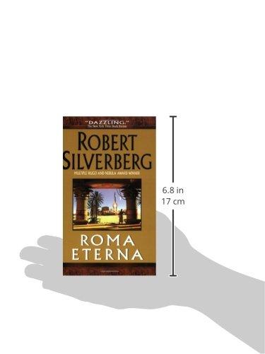 7ef7312fc6ac6d Roma Eterna  Amazon.de  Robert Silverberg  Fremdsprachige Bücher
