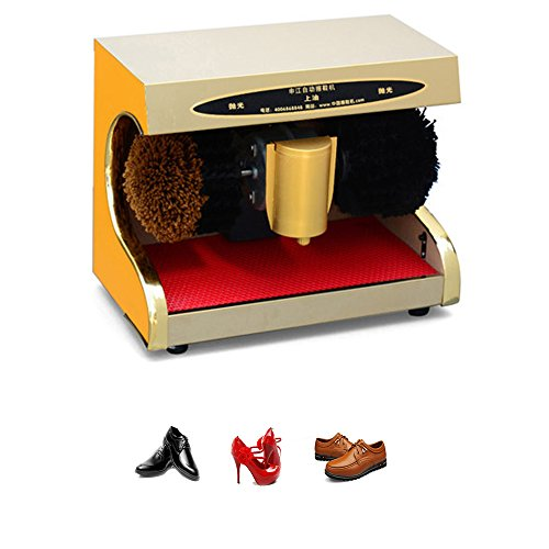 ZGUO Office Home Use Shoe Polishing Cleaning Product Shoe Cleaner Machine Automatic Shoe Shining Domestic Machine 220V