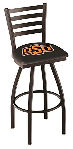 オクラホマ状態大学Swivelバースツールwith Ladder Back  30\
