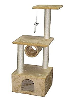 Go Pet Club 42-Inch High Cat Tree