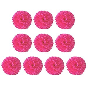 MODAO Mother's Day 10pcs Artificial Fake Carnations Silk Flower, Bridal Hydrangea Home,Pretty DIY Artificial Silk Fake Flowers Wedding Home Decor Hot,Bouquets Centerpieces Party Home Decorations 59