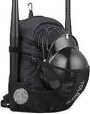 Tolaccea Baseball Bag Baseball Bat Bag Backpack for Baseball Softball &T-Ball Bat and Equipment Baseball B