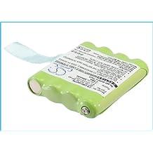 Battery2go Ni-MH BATTERY Pack Fits Uniden BP-40, BP-39, BT-1013, BT-537, GMR1...