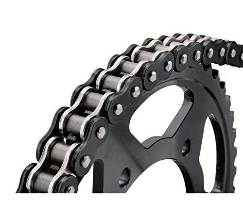 BikeMaster 525 BMOR Black/Chrome 525 x 150 Series Chain