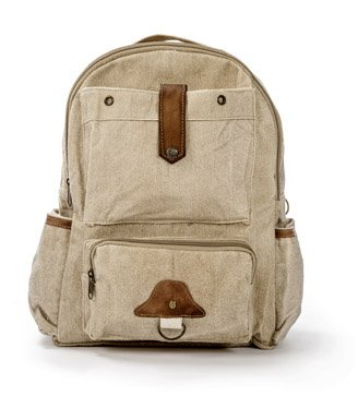 Sandy - Handmade Backpack From The Barrel Shack (Backpack Barrel)
