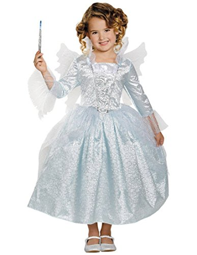 Disguise Fairy Godmother Movie Deluxe Costume, Medium (7-8)