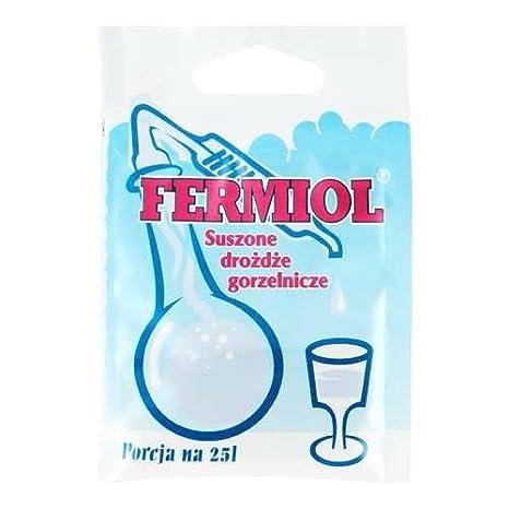 fermiol seco levadura para fermentación limpia y rápida.: Amazon.es: Hogar