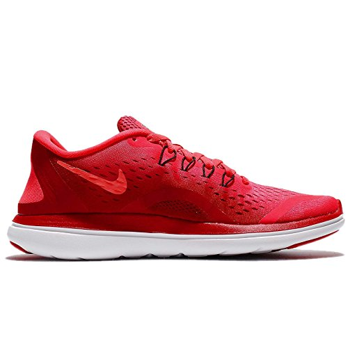 Black 600 Sense University Shoe Women's Red Scarpe Free Running Sportive Nike Red Multicolore Indoor RN Donna Solar twaqFBxqO