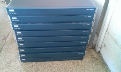 Cisco CISCO2621 2621 Dual 10/100 Fast Ethernet Modular Router