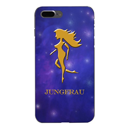 "Disagu Design Case Schutzhülle für Apple iPhone 7 Plus Hülle Cover - Motiv ""Jungfrau"""
