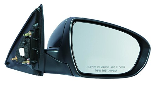 Mirror Heated Side Passenger - DEPO 323-5401R3EB Kia Optima Passenger Side Non-Heated Power Mirror with Turn Signal Lamp