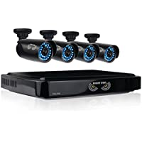 Night Owl 4 Ch. Smart HD Video Security System