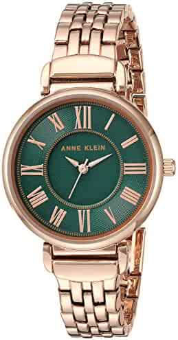 Anne Klein Dress Watch (Model: AK/2158GNRG)