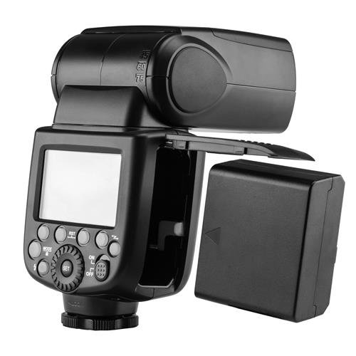 Flashpoint Zoom Li-ion R2 TTL On-Camera Flash Speedlight for Nikon (V860II-N) by Flashpoint (Image #2)