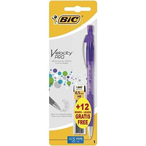 BiC Atlantis 0.5mm Mechanical Pencil Lead (Pack of 12)